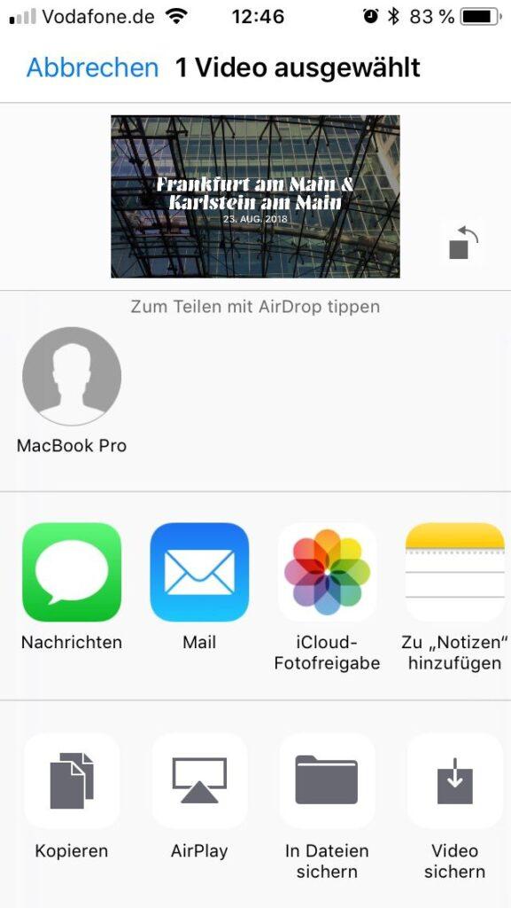 iphone rückblicke